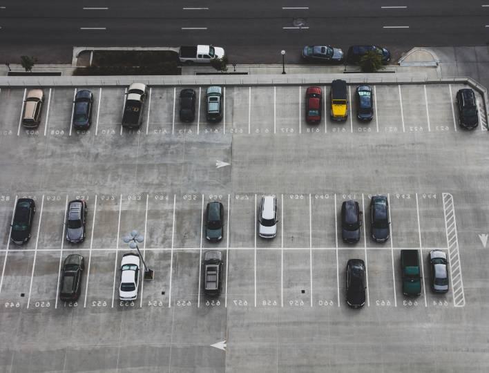 Parkering på Frederiksberg